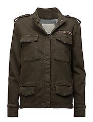Rihanna army jacket - ARMY 2