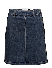 Veronica skirt wash Stockholm - DENIM BLUE 72