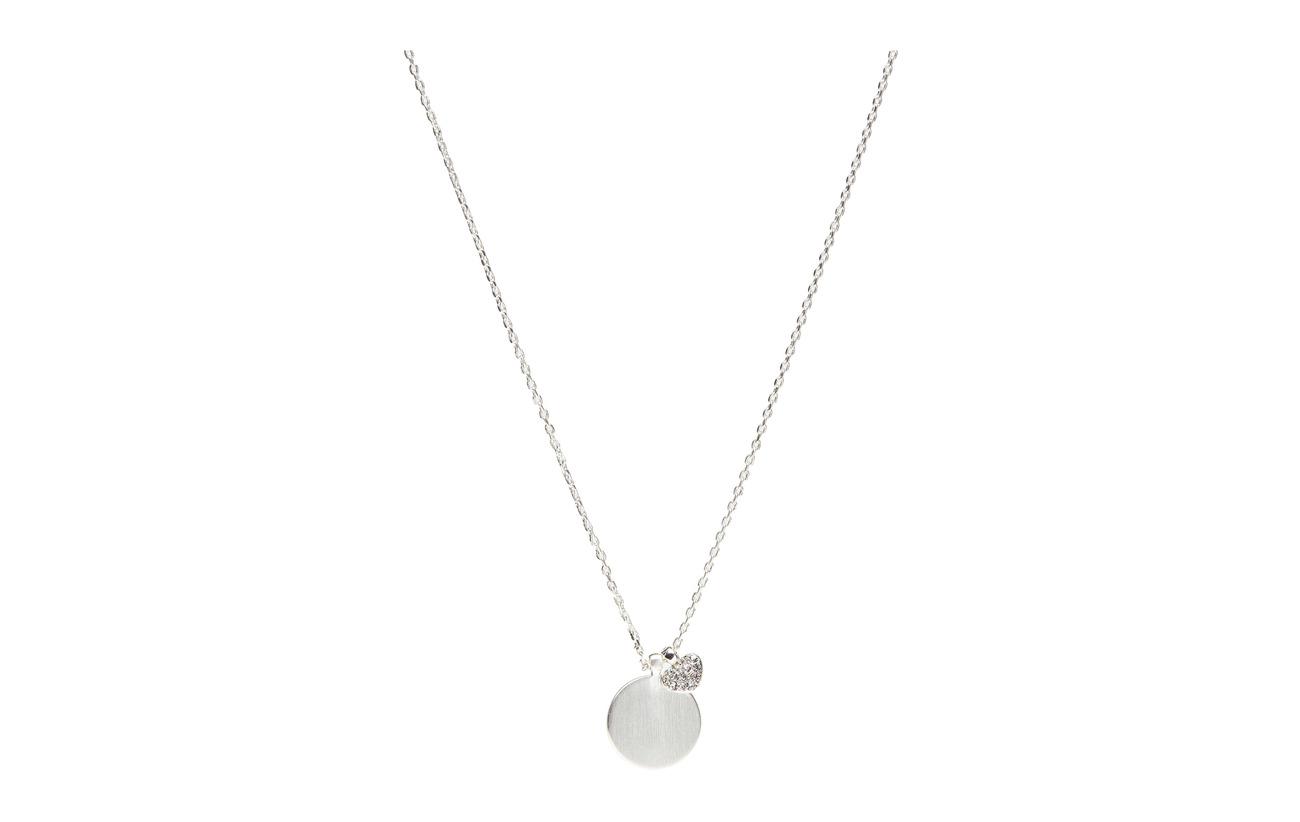 Pilgrim x-mas set no. 2, silver plated, crystal