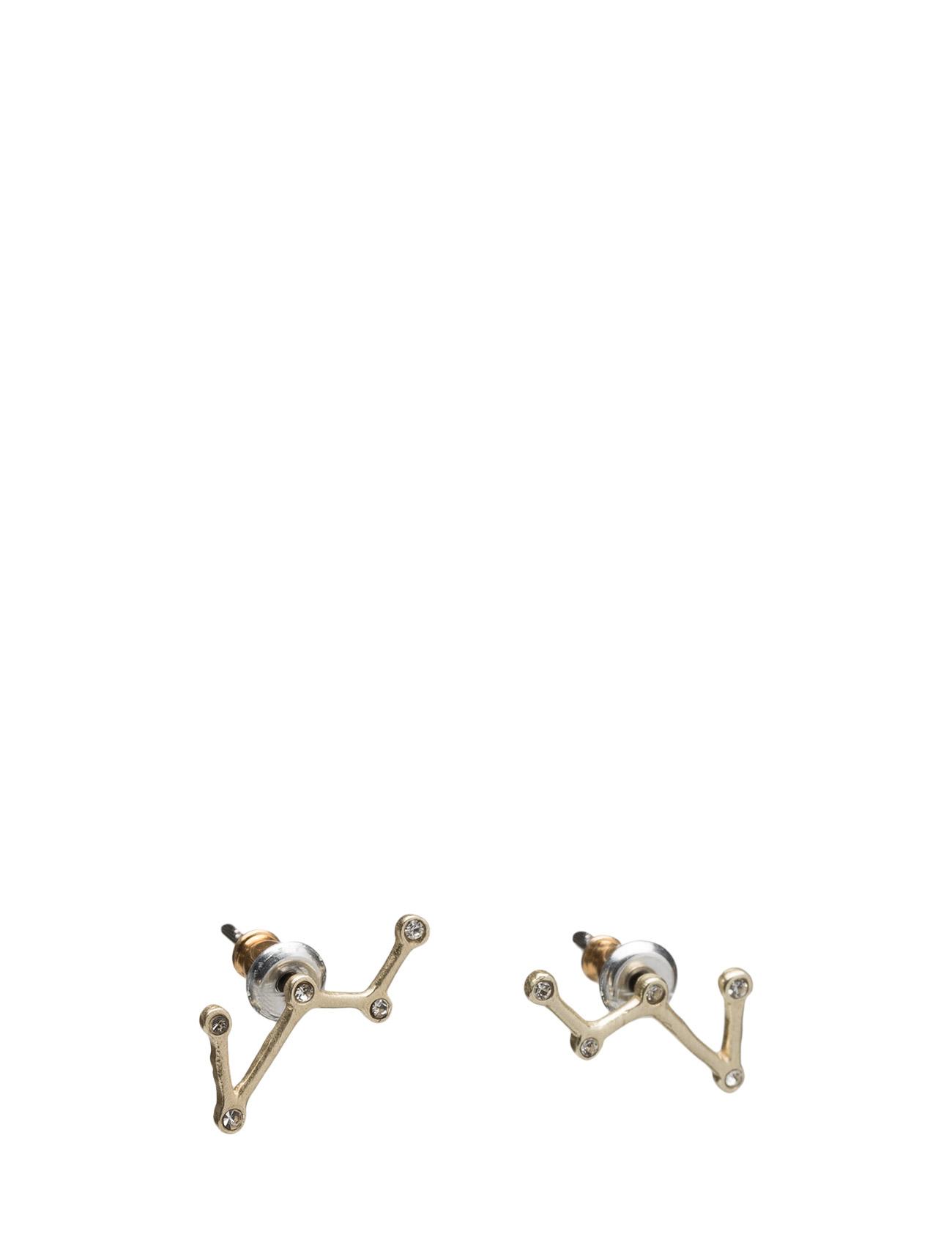 Pilgrim Cassiopeia Earrings Pilgrim Smykker til Kvinder i