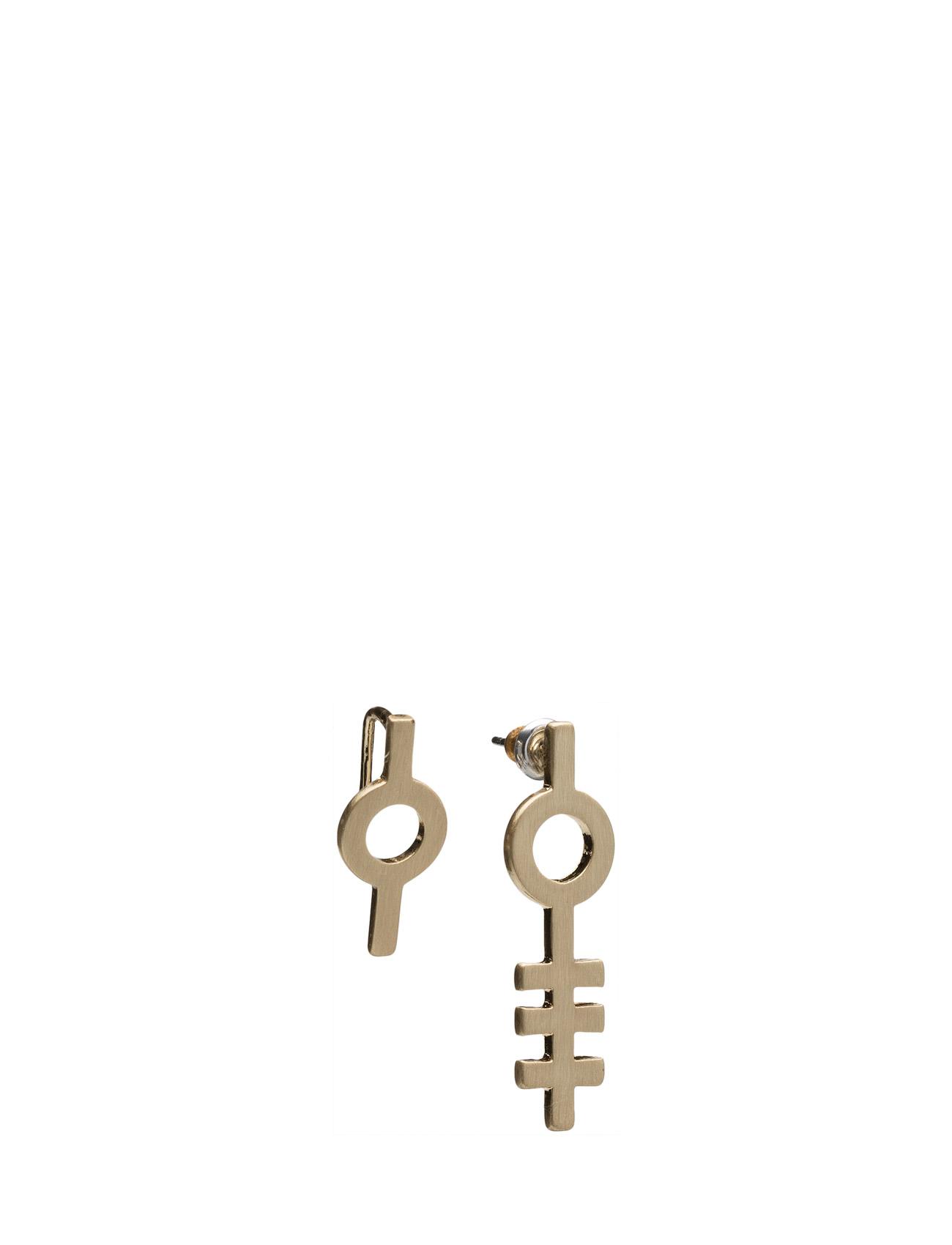 Pilgrim Aestetic Earrings Pilgrim Smykker til Kvinder i