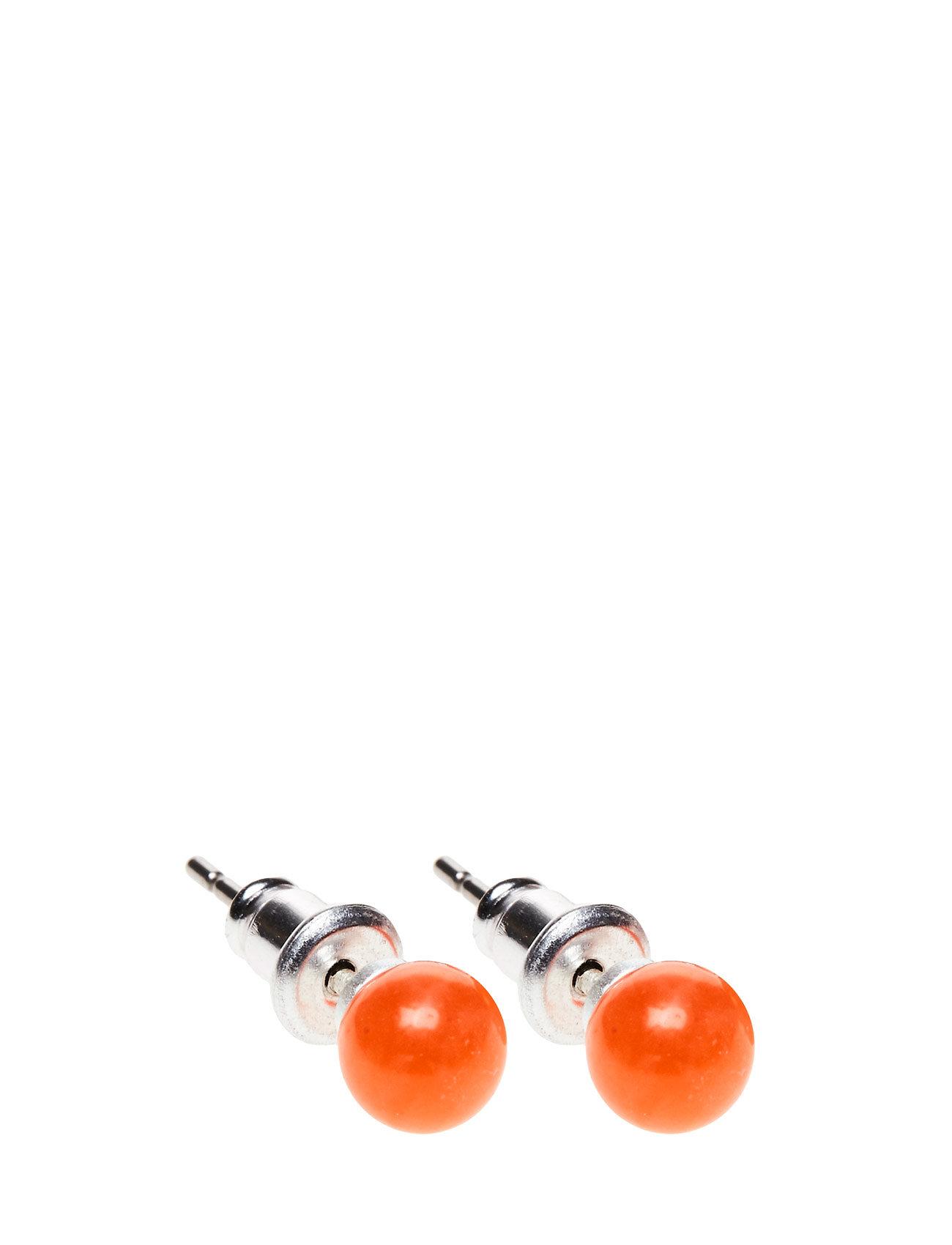 Earrings Silver Plated Pilgrim Smykker til Damer i