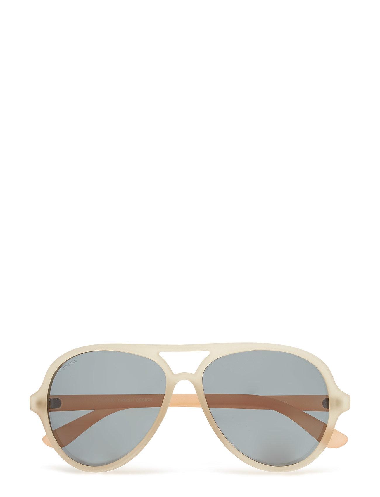 bdbe58bed6b8 Sunglasses Pilgrim Solbriller til Damer i Grå