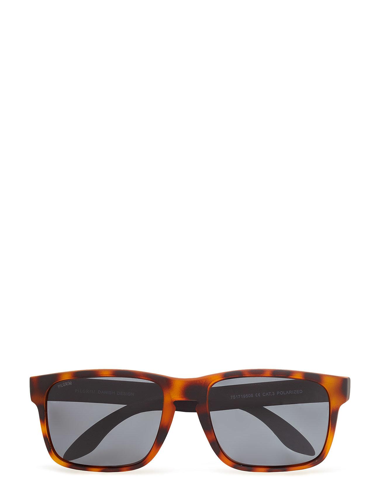 Sunglasses Pilgrim Solbriller til Damer i Brun