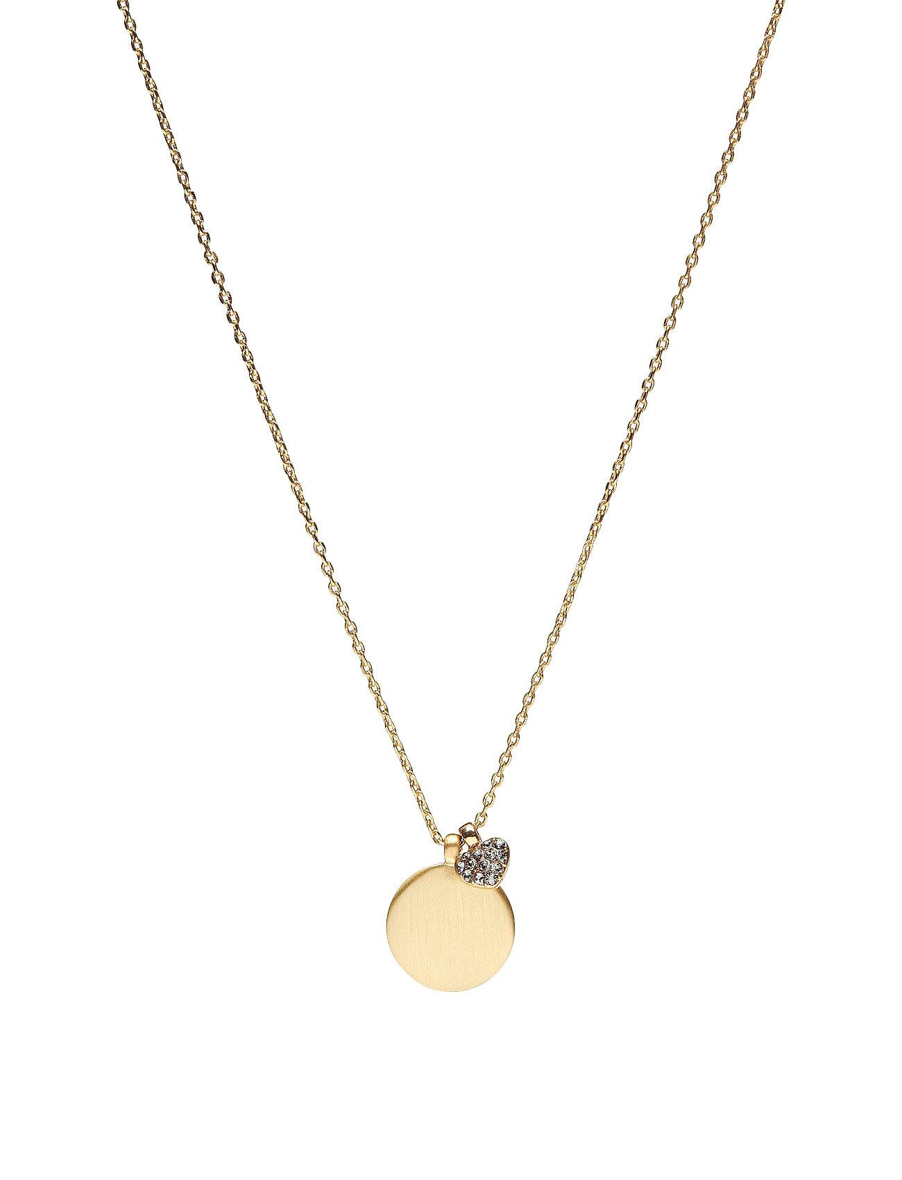 X-Mas Set No. 2, Gold Plated, Crystal Pilgrim Smykker til Damer i