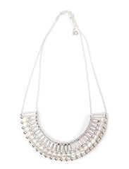 Pilgrim Necklace Jollification - silver