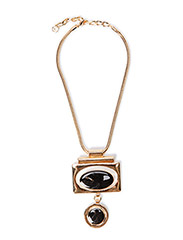 Pilgrim Necklace Jollification2 - black