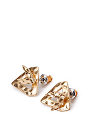 Pilgrim Earring Lattice - Gold
