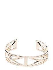 Pilgrim Bracelet Silver Airiness - Rose gold