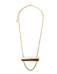 Pilgrim Necklace Limpidity - Gold