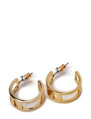 Pilgrim Earring Limpidity - Gold