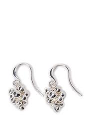 Pilgrim Earring Orb - Silver