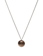 Pilgrim Worthy Necklace - SILVER PLATED