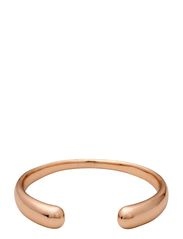 PILGRIM Flow bracelet - rose gold