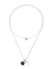 Pilgrim Necklace Simplistic - MULTI COLOURED