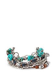 Pilgrim Bracelet Ambience - blue