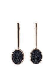 Earrings - ROSE GOLD PLATED