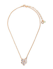 Pilgrim Necklace Floral Haze - sand