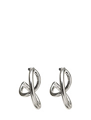 Pilgrim Earth Luxe Earrings - SILVER PLATED