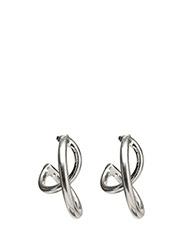 Pilgrim Earth Luxe Earrings - SILVER PLATED
