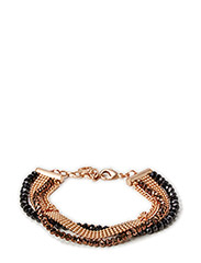 Pilgrim Bracelet Brown Stillness - Brown