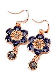 Pilgrim Earrings Blue Revival - Blue