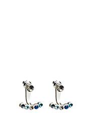 Pilgrim Winter earrings Earrings - SILVER PLATED
