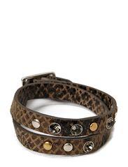 PILGRIM Spring bracelet - Snake