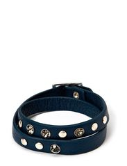 PILGRIM Autumn bracelet - Blue