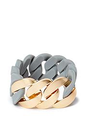 Pilgrim Bracelet grey - grey