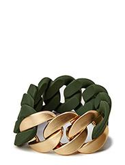 Pilgrim Bracelet Green - Green