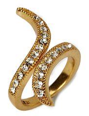 PILGRIM Classic ring - Gold