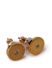 Pilgrim Earring Classic - crystal