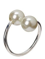 Pilgrim Ring Classic - white