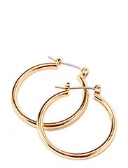 Pilgrim Earrings gold Classic - gold