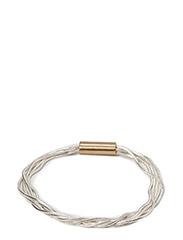 Pilgrim Bracelet Silver Classic - Gold
