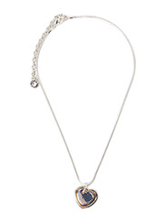 Pilgrim Necklace Rose gold Classic - Silver