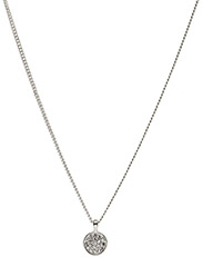 Pilgrim Classic Necklace - SILVER PLATED