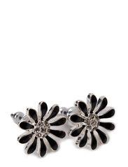 Pilgrim Earring Classic - black