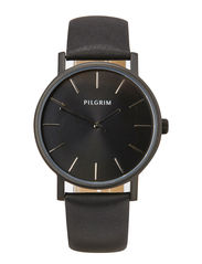 Pilgrim Watch - hematite plated