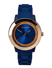 Pilgrim Watch Brown - Blue