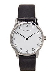 Pilgrim Watch white/black - white/black