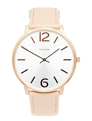 Watches - ROSE GOLD PLATED