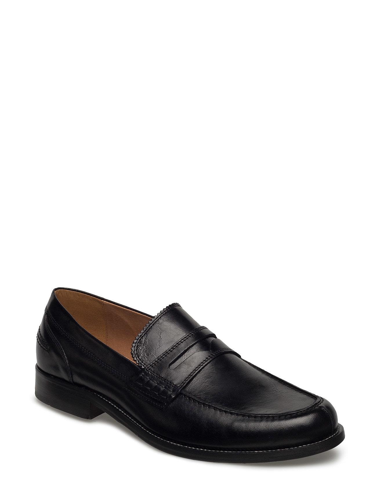 1410 Playboy Footwear Business til Herrer i Sort
