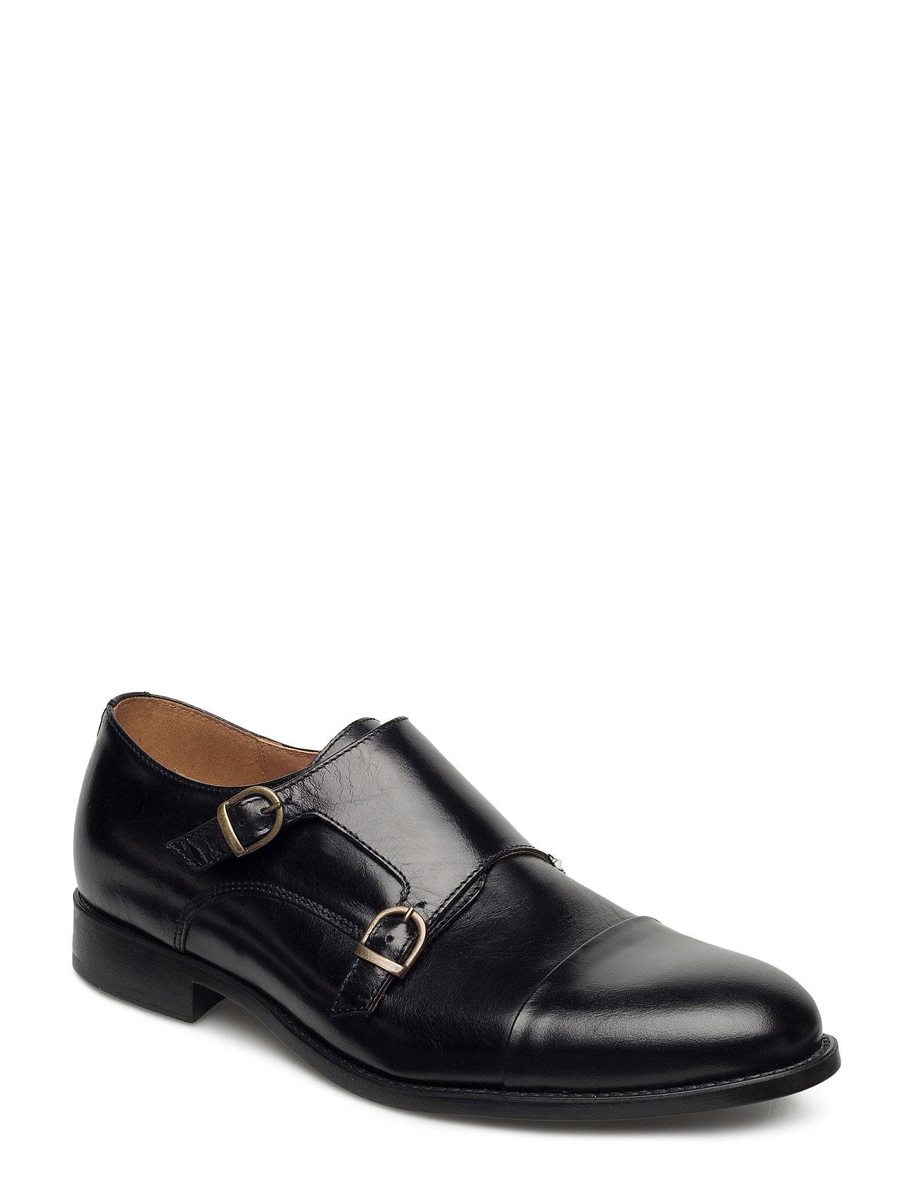 1669 Playboy Footwear Business til Herrer i Sort