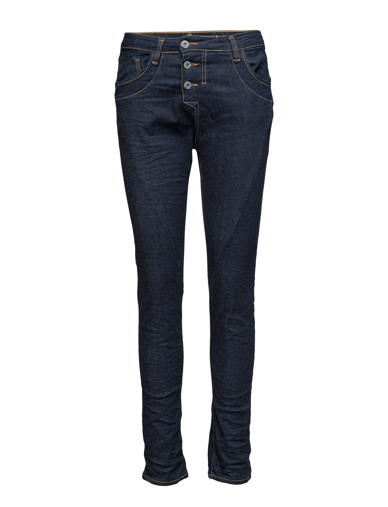 Classic Original Denim Stretch Please Jeans Bukser til Damer i Denim