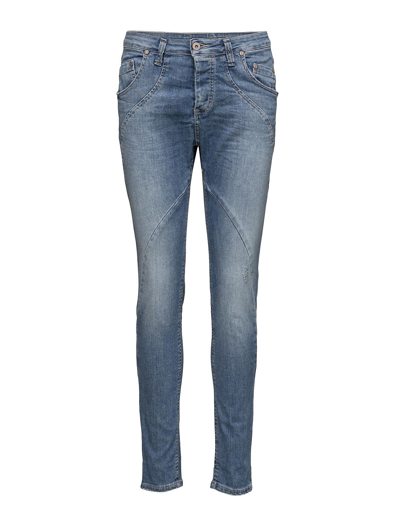 New Classic Summer Denim Please Jeans Skinny til Damer i Blå