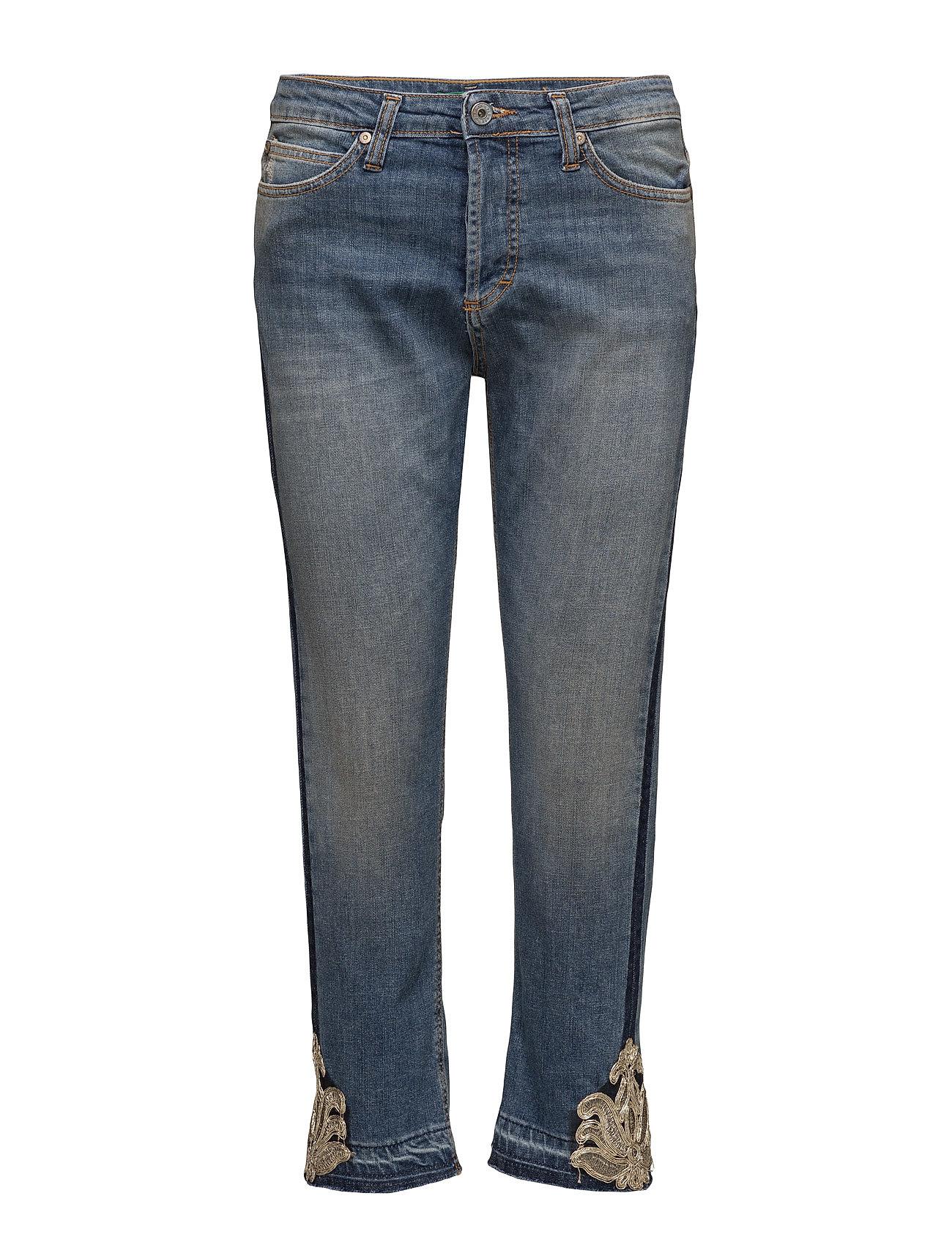 fc54adc0f5d Bestil Straight Pml Denim Please Jeans Jeans i Blå til Kvinder fra Boozt.dk