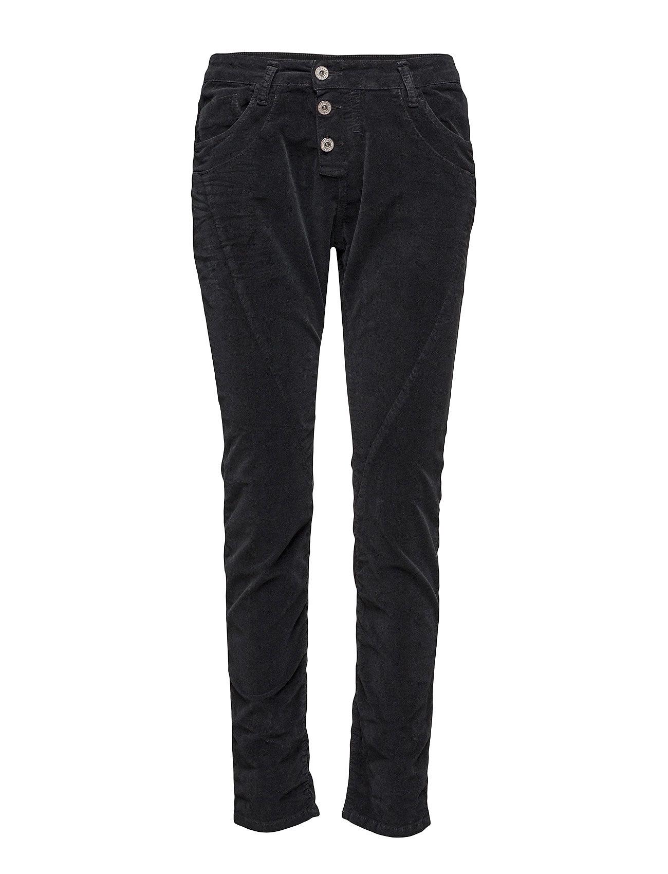 Classic Vel. Nero Please Jeans Bukser til Damer i Sort