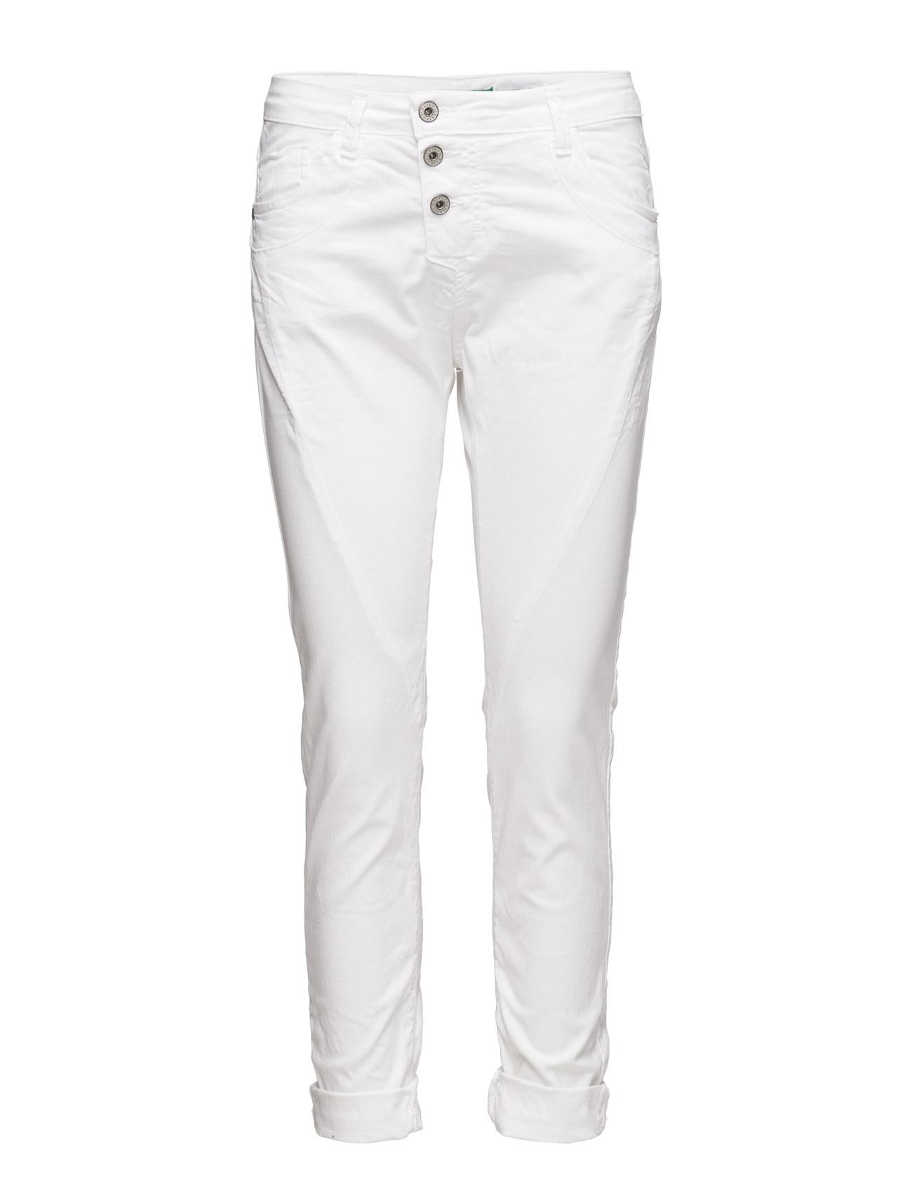 Classic Bianco Ottico Please Jeans Casual bukser til Damer i